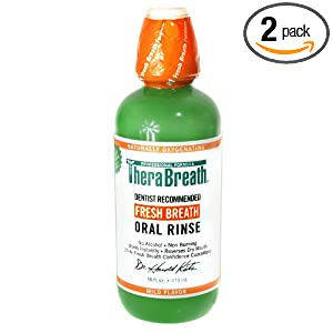 TheraBreath, Dr. Katz TheraBreath Oral Rinse, Oral Rinse, bad breath, Dr. Katz TheraBreath, Halitosis