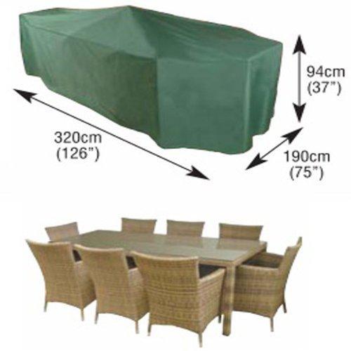Grande housse de table de jardin des id es for Housse de salon de jardin pas cher