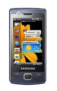 Samsung B7300 Omnia Lite Sim Free Mobile Phone - Black