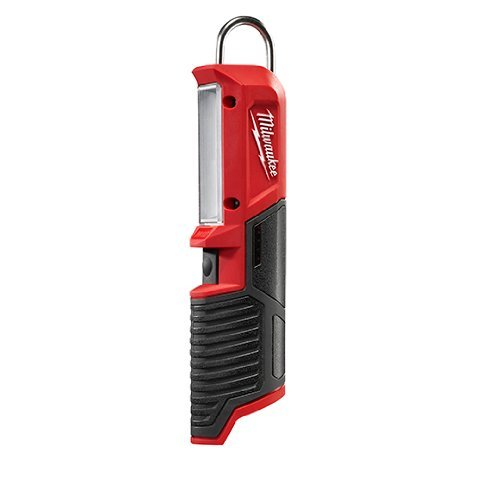 Milwaukee 2351-20 M12 Stick Light Powerful 3-Led Design Multi-Position Stainless Steel Hook Over 4+ Hours Of Run-Time