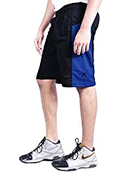 Repugn's Exactor07 Polyester shorts (Black, Large)