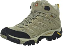 Hot Sale Merrell Women's Moab Ventilator Mid Boot,Taupe,8.5 M US