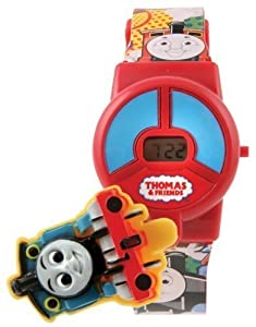 Thomas the Tank Engine & Friends Digital LCD Action Sounds Watch