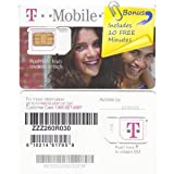 41 H3IT6JHL. SL160  T Mobile (TMobile T Mobile) Micro SIM Card for iPhone 4 w/Prepaid Activation Kit & .34 (10 Minutes) FREE