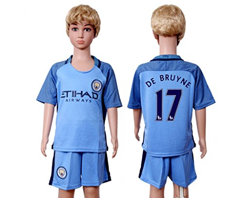 youth-kevin-de-bruyne-17-manchester-city-fc-2016-2017-kid-home-football-jersey-for-new-season-in-blu