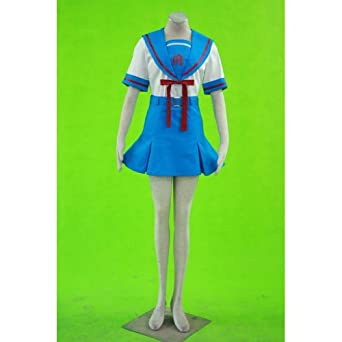 CTMWEB The Melancholy of Haruhi Suzumiya Senior High Female Summer Large