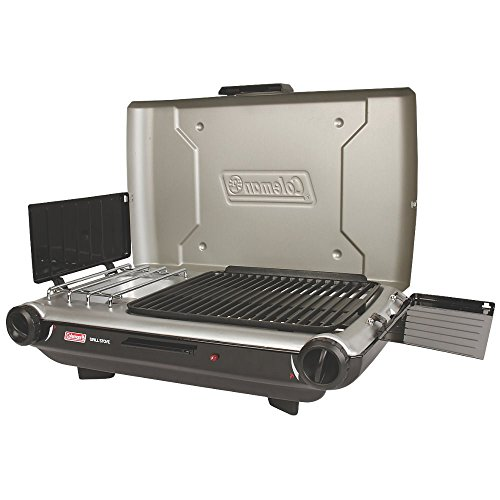 Coleman PerfectFlow Insta Start Grill Stove (Combo Coleman compare prices)