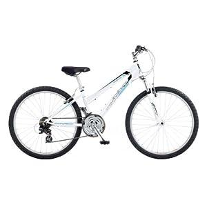 CBR Trailblazer Women's Bike - White, 26 Inch