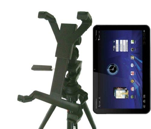 "Ishot® Mounts -- Motorola Xoom Tab Tripod Mount - Adapter - Holder - Bracket - Made In The U.S.A. - Free 4"" Window Mount Included - New Motorola Xoom Tab Accessories"