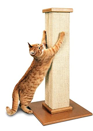 The SmartCat Ultimate Scratching Post
