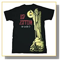 Led Zeppelin Stairway to Heaven T-Shirt (Small)