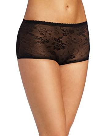 4280e547cb272 Heavenly Shapewear Women s Jacquard Padded Panty