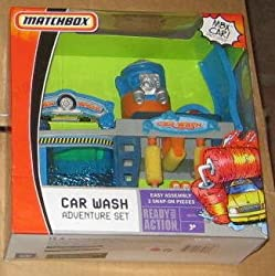 Matchbox Car Wash Adventure Set