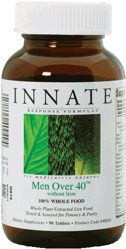 Innate Response - Men Over 40 Without Iron 60 Tabs