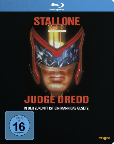 Judge Dredd - Steelbook [Blu-ray]