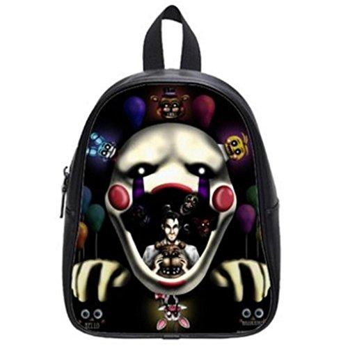 LilyFavor Five Nights At Freddy'S Custom School Borsa With Black(Large)