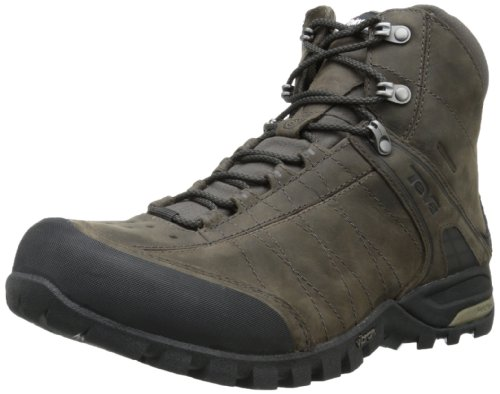 Teva Men'S Riva Winter Mid Wp Hiking Boot,Brown,9.5 M Us front-1063885