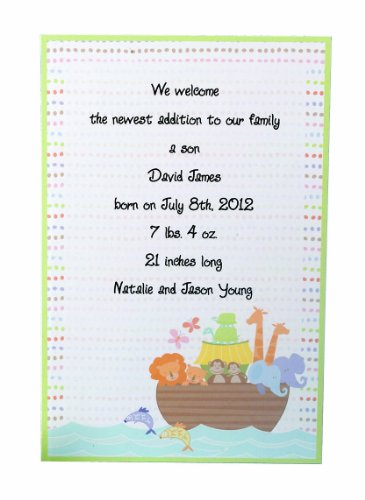 Baby Shower Invitation Packs