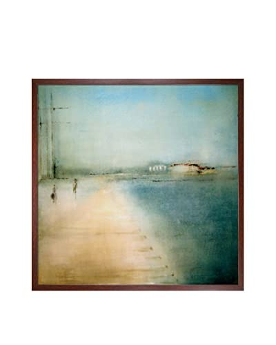 Elwira Pioro The Sands Of Time Framed Print On Canvas, Multi, 25.5 x 25.5