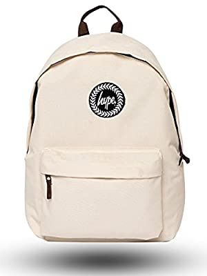 Hype Backpack Bags Rucksack - Women - Men - Plain Backpacks