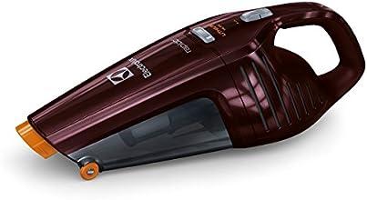Electrolux Rápido ZB6114BO - Aspirador de mano, batería TurboPower de Litio de 14.4 V de larga duración, color burdeos metalizado