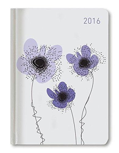 Alpha Edition 160841 Ladytimer Violet Blossoms Agenda Settimanale 2016 107 X 152 cm 192 Pagine PDF