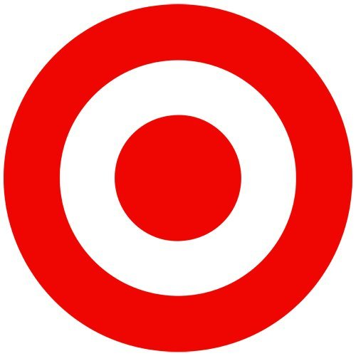 Bulls-eye Target Decal Sticker (red), Decal Sticker Vinyl Car Home Truck Window Laptop (Red Bull Window Decal compare prices)