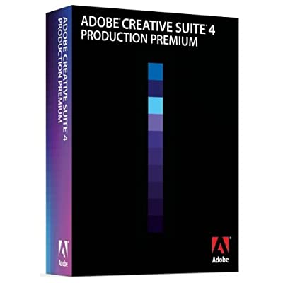 Adobe Creative Suite 4 Production Premium (Spanish)