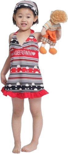 Girls' Beach Dress Set