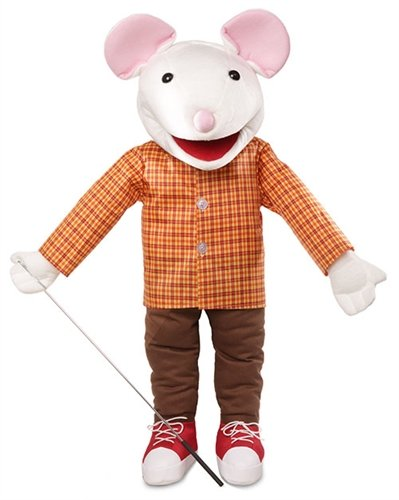 25-Mouse-w-Sneakers-Full-Body-Ventriloquist-Style-Animal-Puppet