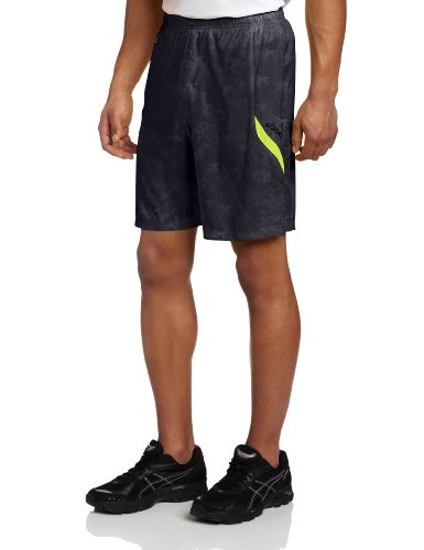 ASICS Asics Men's Synthesis Short, X-Large, Steel