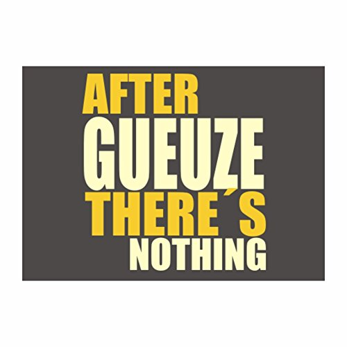 teeburon-after-gueuze-theres-nothing-pack-of-4-stickers