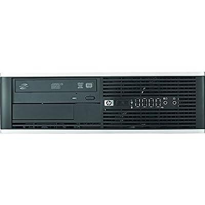 HP Compaq 6200 Pro SFF Desktop PC - Intel Core i5 3.1GHz 8GB 250GB DVD Windows 10 Pro (Certified Refurbished)