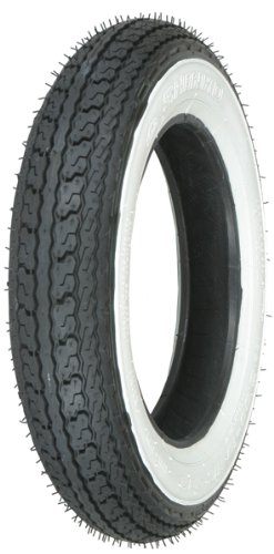 Shinko SR550 White Wall Front - Rear Tire - 3.00-10/--