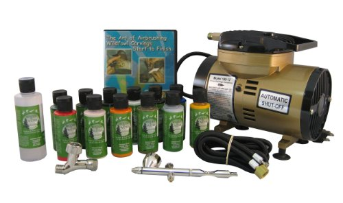 Badger Air-Brush Co.  314-TAWC Taxidermy Advanced System with Compressor