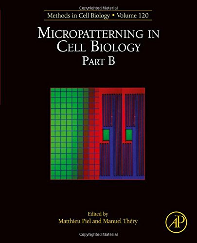 Micropatterning In Cell Biology Part B, Volume 120: Methods In Cell Biology