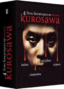 Kurosawa coffret frisson : kairo ; charisma ; jellyfish ; seances