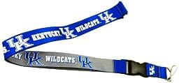 NCAA Kentucky Wildcats Reversible Lanyard