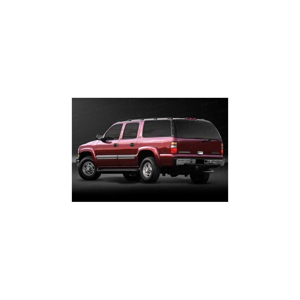 SUBURBAN /TAHOE /YUKON 00 06 Chrome Tailgate Handle Cover Automotive