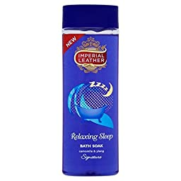 Imperial Leather Sleep Bath 500ml (PACK OF 4)