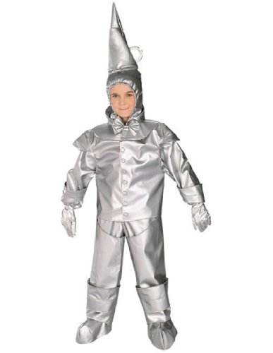 Child Wizard of Oz Tin Man costume