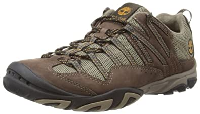 Timberland Earthkeepers Low Leather Ventilated, Men's Trekking and Hiking Shoes, Brown, 8 UK