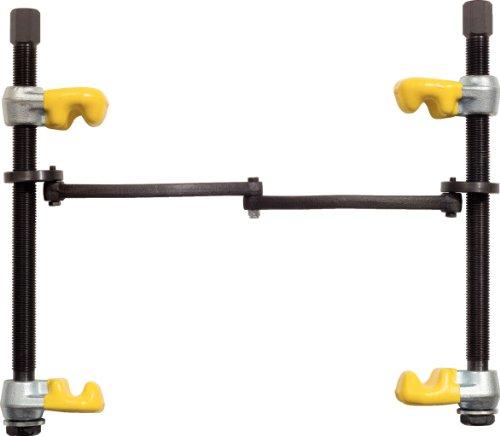 ks-tools-6700031-compresseur-ressort-barre-de-securite-et-crochets-revetement-plastifie-240-mm