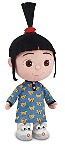 Despicable Me 2 Electronic Soft Toy - Bedtime Agnes