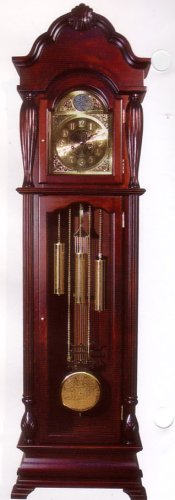 Elegant Grandfather Clock