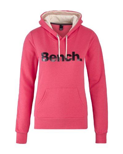 Bench Yoh Yoh Women's Hoodie - Pink, L