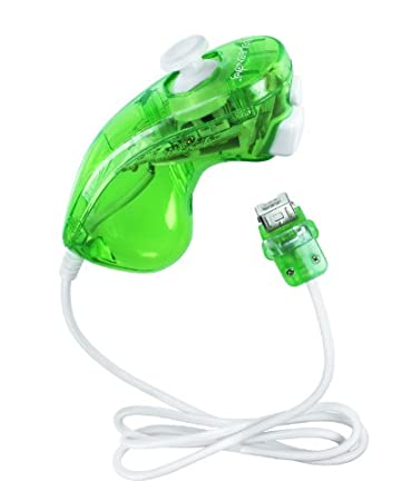 Rock Candy Wii Control Stick - Green