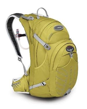 (降价) Osprey 猛龙系列户外水袋包/骑行背包Raptor 18 Daypack,Sand Gold,M/L $83.29