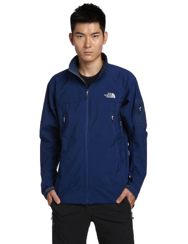 The North Face Mens Summit Series Gritstone JacketEstate Blue<br />