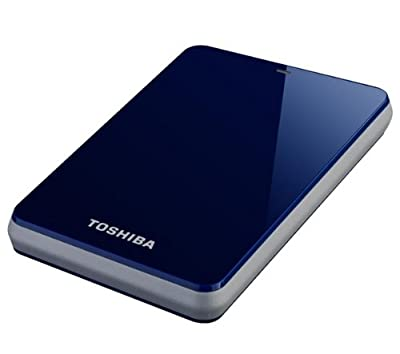 Toshiba Stor.E Canvio USB 3.0 2.5 Inch External Hard Drive - Parent ASIN